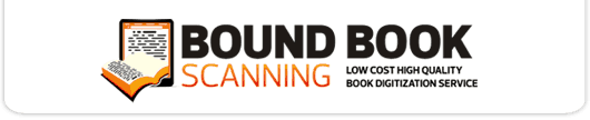 Book Scanning Logo
